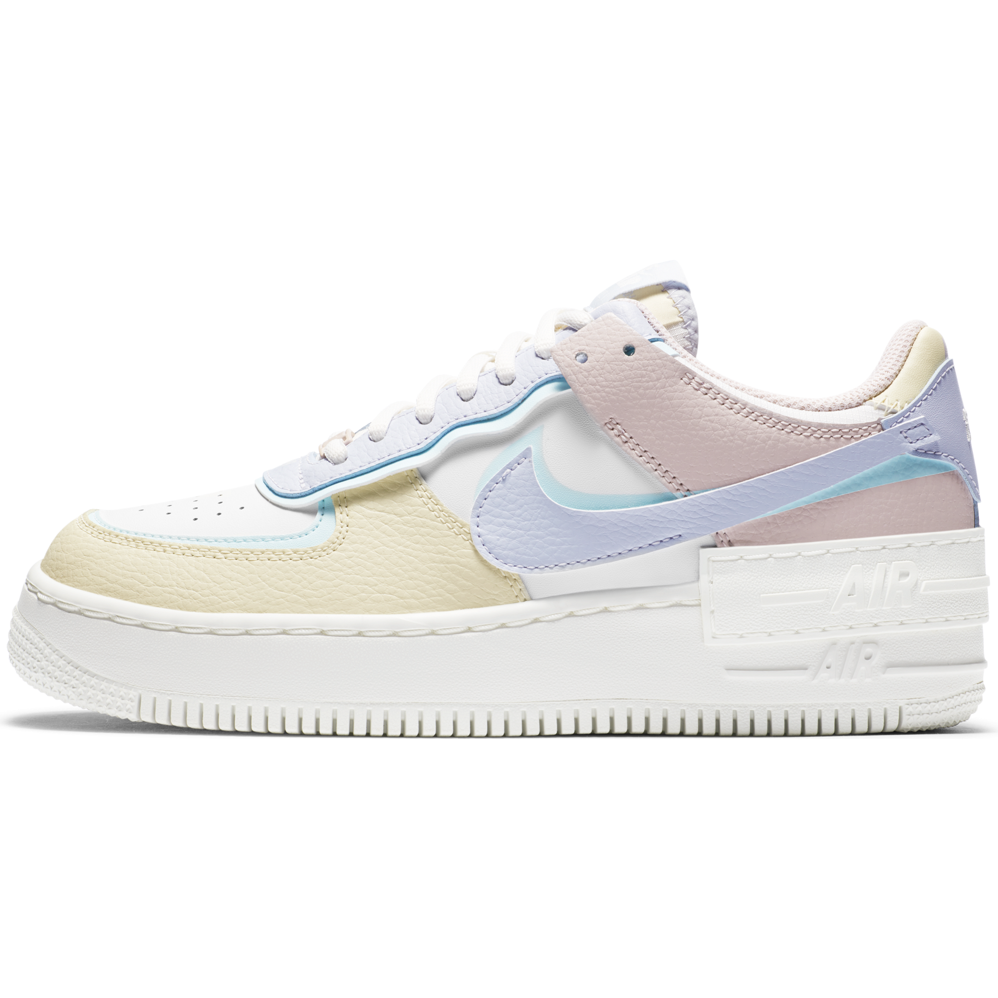 basket nike air force 1 shadow pastel
