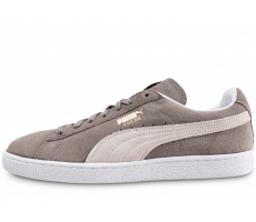 Chaussures Puma Suede Classic Grise