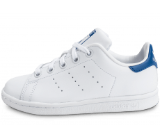 adidas stan smith scratch femme bleu