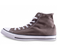 Chaussures Converse Chuck Taylor All Star Hi grise