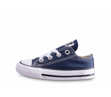 Chaussures Converse Chuck Taylor All Star bébé low marine