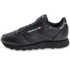 Chaussures Reebok Classic Leather triple black