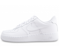 air force one blanche virgule rouge