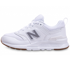 Chaussures New Balance 997 blanche enfant