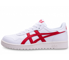 Chaussures Asics Japan S blanc rouge