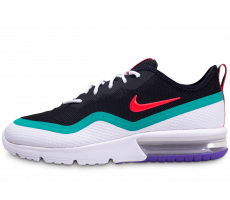 Chaussures Nike Air Max Sequent 4.5 rouge blanc vert
