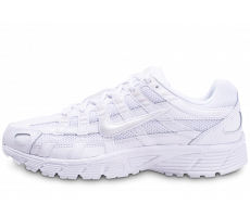 Chaussures Nike P-6000 Blanche et Grise