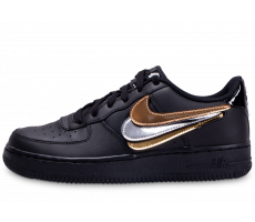 Chaussures Nike Air Force 1 '07 LV8 noir multi swoosh