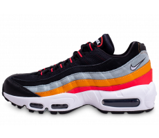 Chaussures Nike Air Max 95 Essential noir gris orange