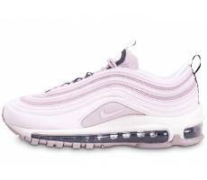 baskets nike air max 97 rose et blanc