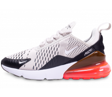 Chaussures Nike Air Max 270 Noire et Blanche