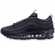 Chaussures Nike Air Max 97 OG triple noir junior