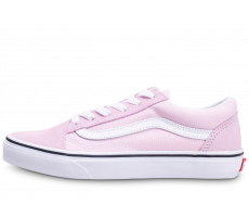 Chaussures Vans Old Skool rose junior