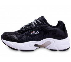 Chaussures Fila Luminance noir blanc junior