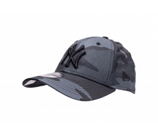 Accessoires New Era Casquette 9Forty Camouflage Essential New York Yankees Grise