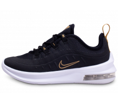 Chaussures Nike Air Max Axis VTB noir et or junior