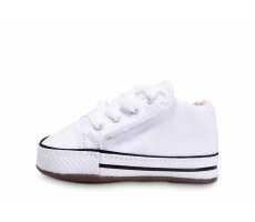 Chaussures Converse Chuck Taylor All Star Crib blanche