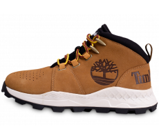 Chaussures Timberland Brooklyn City Mid marron