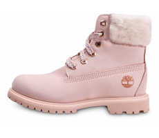 Chaussures Timberland 6-Inch Boot Premium rose femme