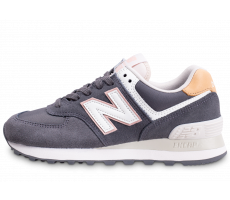 Chaussures New Balance WL574SYP grise femme