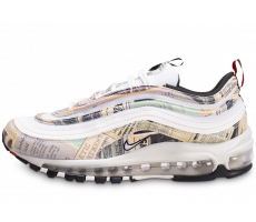 Chaussures Nike Air Max 97 Newspaper