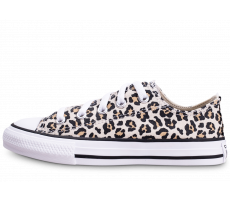 Chaussures Converse Chuck Taylor All Star Leopard enfant