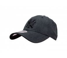 Accessoires New Era Casquette 9/40 noire Winterized League New York Yankees