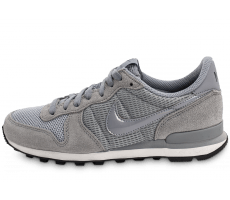 Chaussures Nike Internationalist W grise