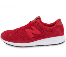 Chaussures New Balance MRL420SI Re-Engineered Suede rouge