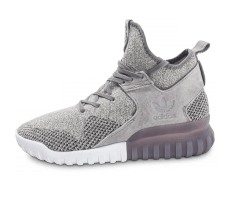low priced a86e8 e0781 Chaussures adidas Tubular X Primeknit grise