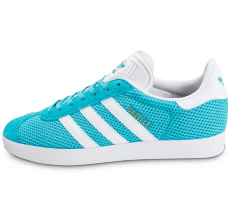 Chaussures adidas Gazelle Mesh turquoise