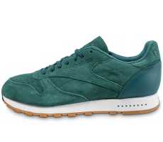 Chaussures Reebok Classic Leather SG vert