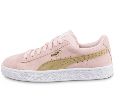 puma suede rouge junior