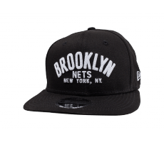 Accessoires New Era Casquette Snapback 9Fifty Brooklyn Nets noire