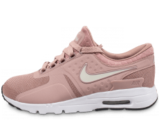 online store 66696 bdb65 Chaussures Nike Air Max Zero W rose Particle Pink