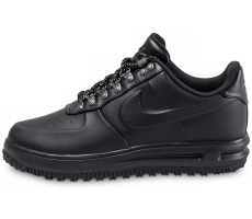 Chaussures Nike Lunar Force 1 Duckboot Low noire
