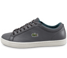 Chaussures Lacoste Straightset grise