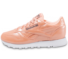 Chaussures Reebok Classic Leather PP orange