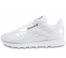 Chaussures Reebok Classic Leather PP blanche