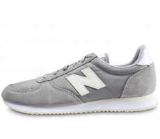 Chaussures New Balance WL220RG grise
