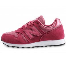 Chaussures New Balance WL373DPW rose