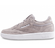 Chaussures Reebok Club C 85 grise