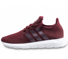 Chaussures adidas Swift Run Glitter bordeaux