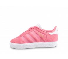 Sneakers Montantes à Lacets Fille, Rose (Pink), 33 EURED WAGON