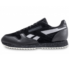 Chaussures Reebok Classic Leather Ripple noire