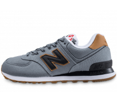Chaussures New Balance ML574YLD grise