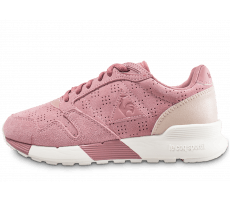 Chaussures Le Coq Sportif Omega X rose