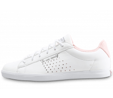Le Coq Sportif Basket Rose Pale