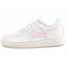 competitive price 7ce15 b896c ... sale chaussures nike air force 1 low enfant blanc cassé et rose 2dfa4  c468f