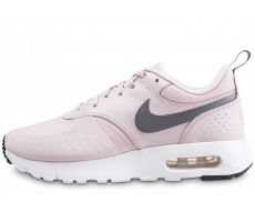 half off afd38 1dc9c Chaussures Nike Air Max Vision junior rose et blanche